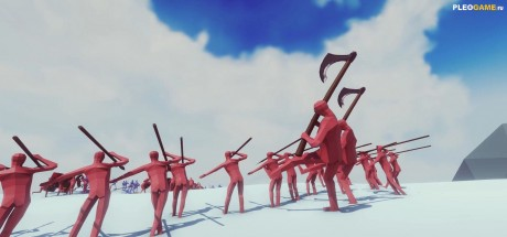 Скриншот №1 Totally Accurate Battle Simulator (v0.4.0)
