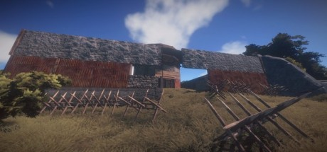 Скриншот №2 Rust No-steam (пиратка) 1991