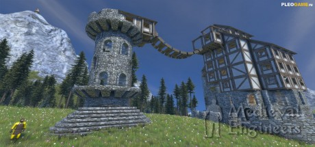Скриншот №3 Medieval Engineers (v0.4.17.97000)
