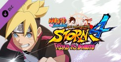 DLC / Дополнение Road to Boruto Expansion для NARUTO STORM 4