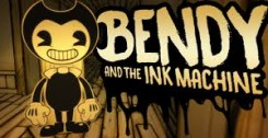 Bendy and the Ink Machine 1.3.1.2  (Chapter 1 - 2 - 3)