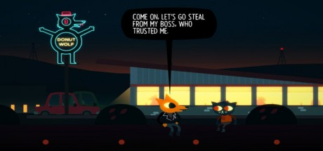 Скриншот №3 Night in the Woods (Build 133)