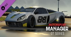 Постер Motorsport Manager GT Series