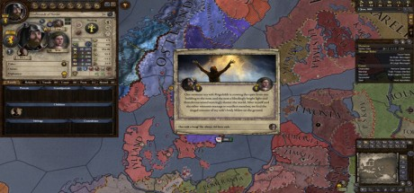 Скриншот №3 Crusader Kings 2: Monks and Mystics + 64 DLC