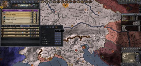 Скриншот №1 Crusader Kings 2: Monks and Mystics + 64 DLC