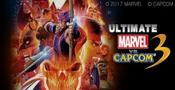 Постер Трейнер ULTIMATE MARVEL VS CAPCOM 3 (+8) FlinG