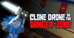Постер Clone Drone in the Danger Zone 0.11.0.11
