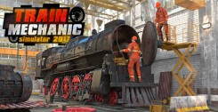 Постер Патч 1.0.17 для Train Mechanic Simulator 2017