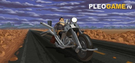 Скриншот №1 Full Throttle Remastered (2017)