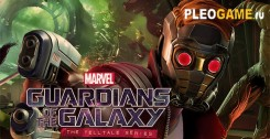 Постер Кряк (таблетка) Marvel Guardians of the Galaxy: The Telltale Series