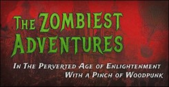 The Zombiest Adventures (2017)