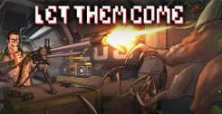Постер Let Them Come (v 06.10.2017)