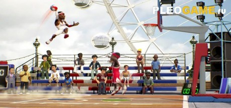 Скриншот №1 NBA Playgrounds (2017) PC | Repack