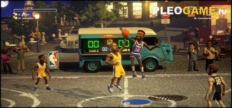 Скриншот №3 NBA Playgrounds (2017) PC | Repack