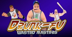 Drunk-Fu: Wasted Masters (2017)