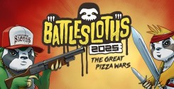Battlesloths 2025: The Great Pizza Wars (2017) PC