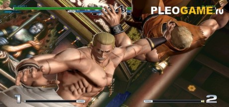 Скриншот №2 THE KING OF FIGHTERS XIV STEAM EDITION (ENG) (P)