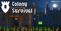 Постер Colony Survival (0.4.2) - полна версия