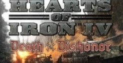 Постер Кряк для Hearts of Iron 4: Death or Dishonor (v1.4.0) таблетка - от CODEX