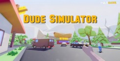 Dude Simulator [0.1.3] - полная версия