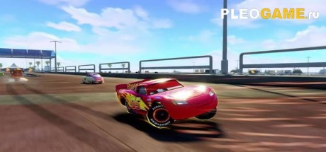 Скриншот №3 Cars 3: Driven to Win / Тачки 3 (PS 3) (2017)