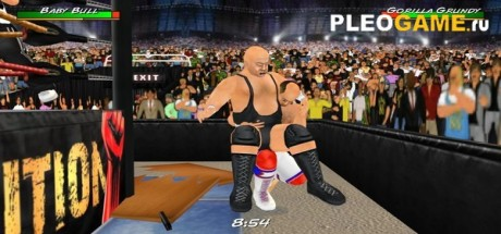 Скриншот №3 Wrestling Revolution 3D (2017) PC полная версия