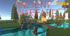 Ancient Warfare 3 (Alpha 29.0) в разработке
