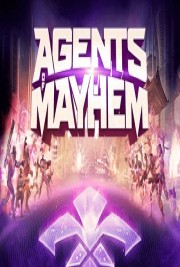 Agents of Mayhem (2017) [RUS/ENG] PC - полная версия