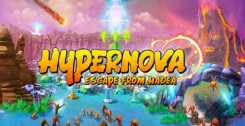 HYPERNOVA Escape from Hadea (2017) полная версия