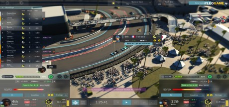 Скриншот №3 Motorsport Manager - Endurance Series (DLC) [2017/RUS] полная версия