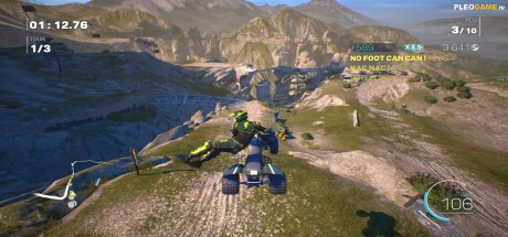 Скриншот №1 ATV Drift & Tricks [1.0] (2017) PC - Лицензия