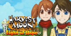 Постер Harvest Moon: Light of Hope (v 1.0.1) - полная версия