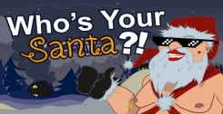 Who's your Santa !? (2017/RUS) на русском языке