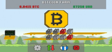 Скриншот №1 Bitcoin Farm (2018/Simulation) PC
