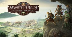 Avernum 3: Ruined World [v1.0/RPG] PC - Лицензия by UNLEASHED