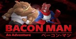 Bacon Man An Adventure (2018) PC новая версия