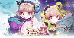 Atelier Lydie and Suelle The Alchemists and the Mysterious Paintings (2018) на ПК от CODEX полная версия