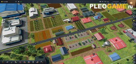 Скриншот №3 Farm Manager 2018 (2018/RUS) | RePack от qoob на русском