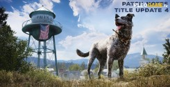 Патч v 1.4.0 / Update 4 для игры Far Cry 5 + Crack CPY