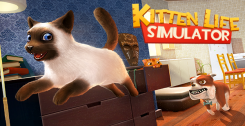 Kitten Life Simulator (2018) полная версия