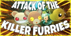 Постер ATTACK OF THE KILLER FURRIES (2018) полная версия