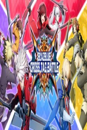 BlazBlue: Cross Tag Battle (v1.0) (2018) PC - файтинг