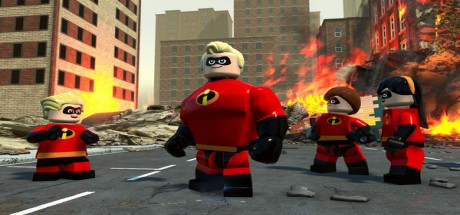 Скриншот №3 LEGO The Incredibles [1.0.0 + 1 DLC] (2018) полная версия RePack от qoob