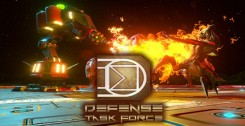 DEFENSE TASK FORCE – SCI FI TOWER DEFENSE (2018)