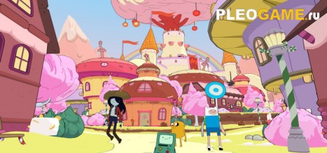 Скриншот №2 Adventure Time: Pirates of the Enchiridion (2018) PC Лицензия
