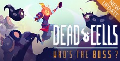 DEAD CELLS WHOS THE BOSS (новая версия) на русском