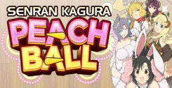 SENRAN KAGURA Peach Ball (новая версия)
