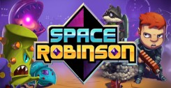 Space Robinson: Hardcore Roguelike Action (на русском языке)
