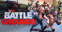 WWE 2K BATTLEGROUNDS (RUS/ENG) новая версия