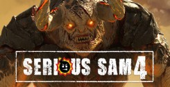 Serious Sam 4  (RUS/ENG) новая версия